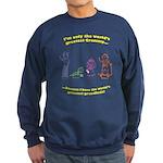My Opinion Sweatshirt (dark)