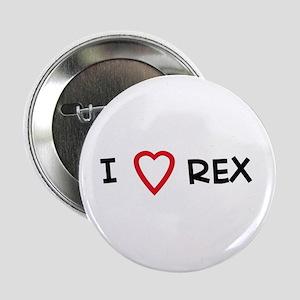 I Love REX Button