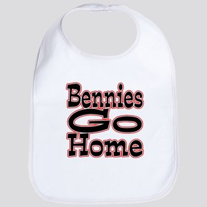 Go Home Bennies Bib