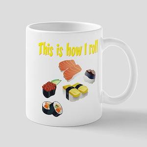 Sushi Roll Mug