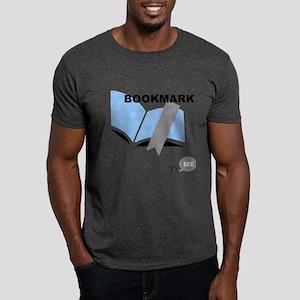 D-Lip Bookmark T-Shirt (Dark)