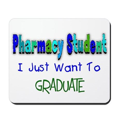 pharmacists II Mousepad
