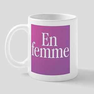 Transgender En Femme Mug