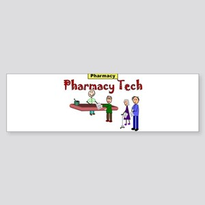 pharmacists II Bumper Sticker