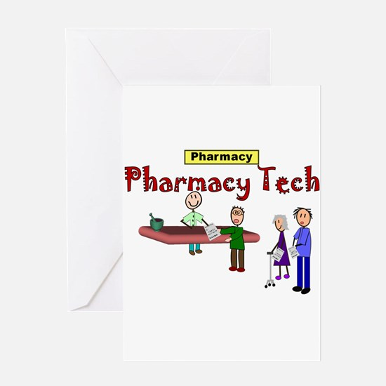 pharmacists II Greeting Card