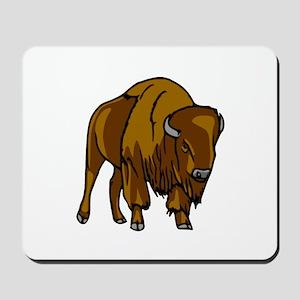 American Bison/Buffalo Mousepad
