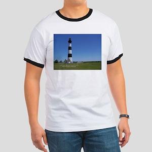 Bodie Island Lighthouse Ringer T