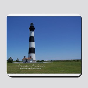 Bodie Island Lighthouse Mousepad