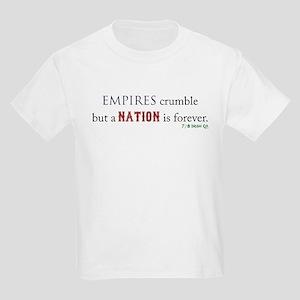 Empires Crumble Kids Light T-Shirt