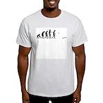 Evolution of Cornhole Light T-Shirt