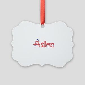 Aston Picture Ornament