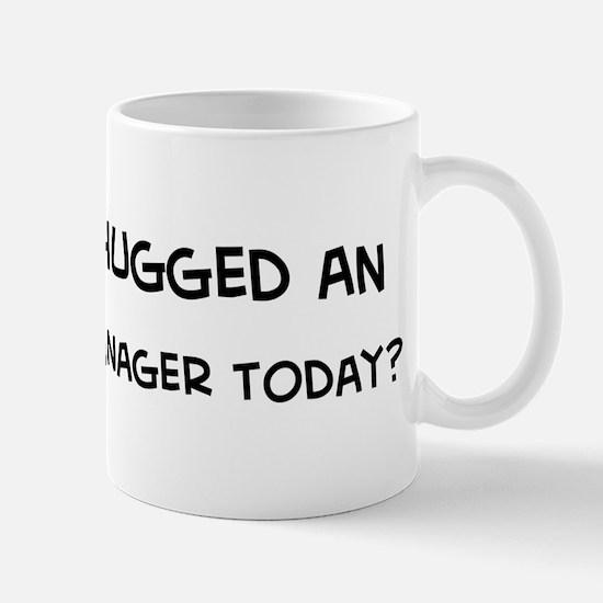 Hugged an Operations Manager Mug
