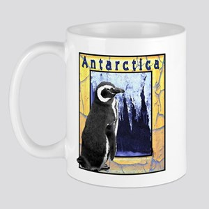 Antarctica Penguin Mug