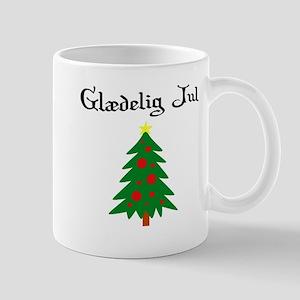 Danish Christmas Tree Mug