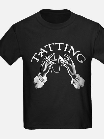 Tatting T