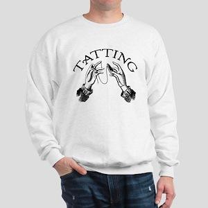 Tatting Sweatshirt