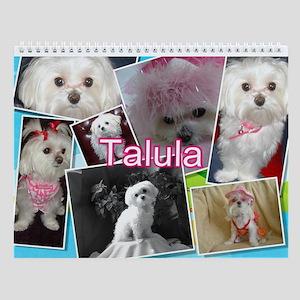 Talula 2011 Calendar