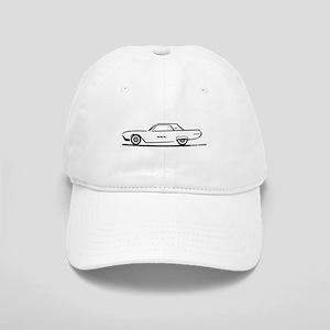1963 Ford Thunderbird Hardtop Cap