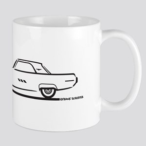 1963 Ford Thunderbird Hardtop Mug