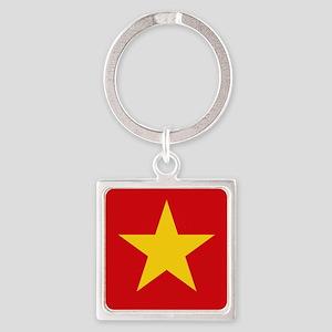 Vietnam Flag Keychains