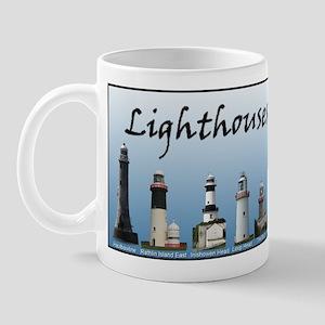 Lighthouses Ireland North Mug Mugs