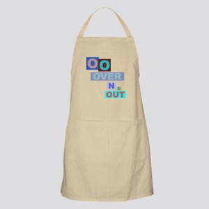 D-Lip Over N Out Apron