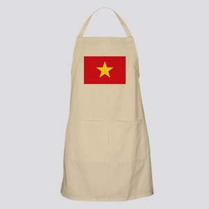 Vietnam Flag Light Apron