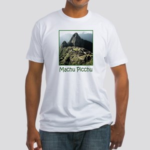 Machu Picchu Fitted T-Shirt
