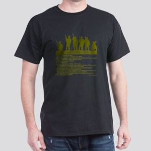 SOLDIER'S CREED Dark T-Shirt