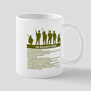SOLDIER'S CREED Mug