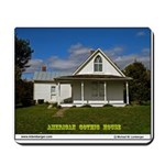 American Gothic House Mousepad