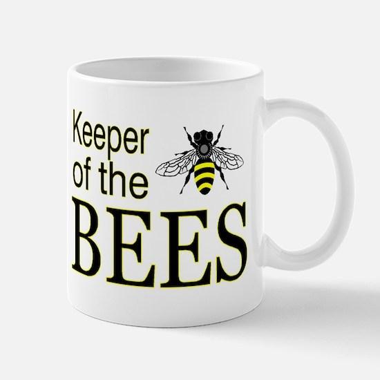keeping bees Mug