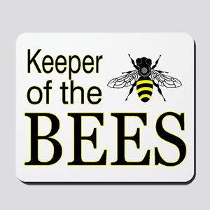 keeping bees Mousepad