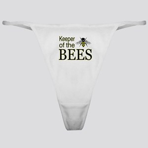 keeping bees Classic Thong