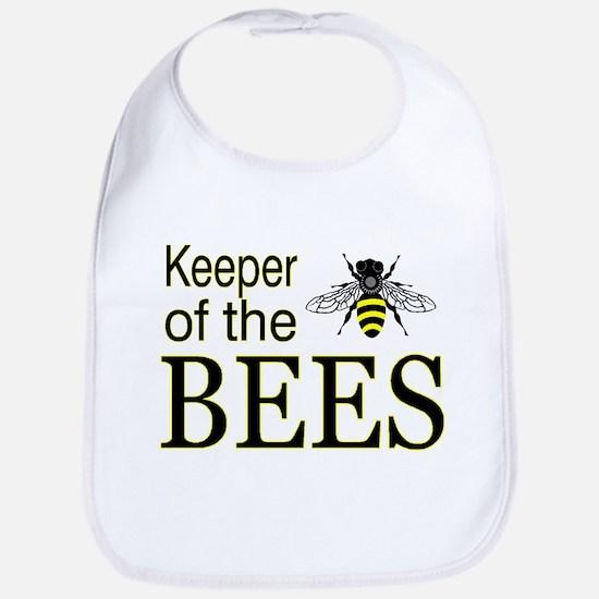 keeping bees Bib