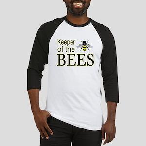 keeping bees Baseball Jersey