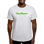 UrbanRunner Ash Grey T-Shirt