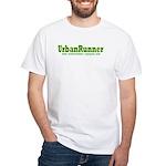 UrbanRunner White T-Shirt