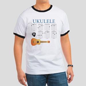 Ukulele 7 Chords Ringer T
