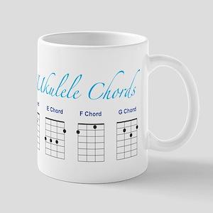 Ukulele 7 Chords Mug