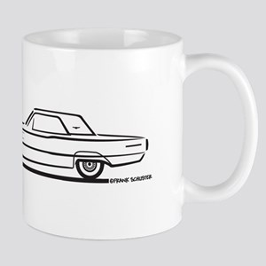 1965 Ford Thunderbird Hardtop Mug