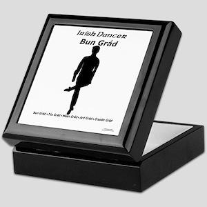 Boy Bun Grád - Keepsake Box