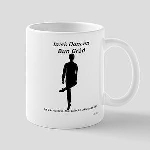Boy Bun Grád - Mug