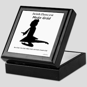 Girl Meán Grád - Keepsake Box