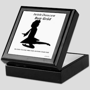 Girl Bun Grád - Keepsake Box