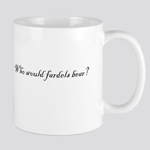 Bare Fardels Mug