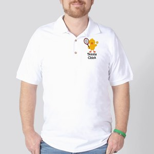 Tennis Chick Golf Shirt
