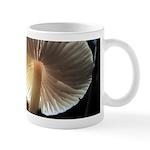 Mushroom Gills Backlit Mug