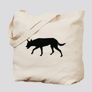 Working Australian Kelpie Tote Bag