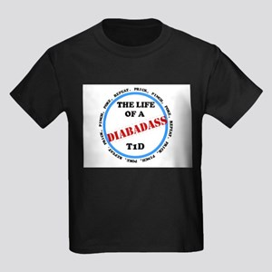 Life of a Diabadass T-Shirt